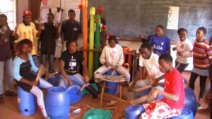 Juakali Drummers Kenya