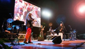 Mario Crispi & Arenaria in concerto
