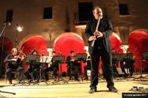 Mario Crispi/Arenaria & GliArchiEnsemble